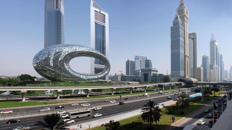 Museum of the Future, Dubai